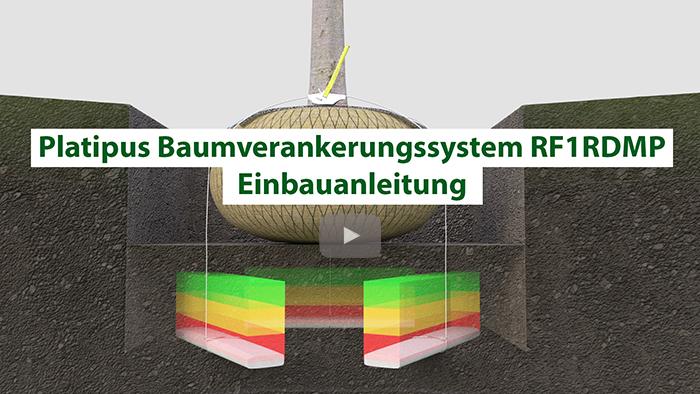 Baumverankerungssystem RF1RDMP